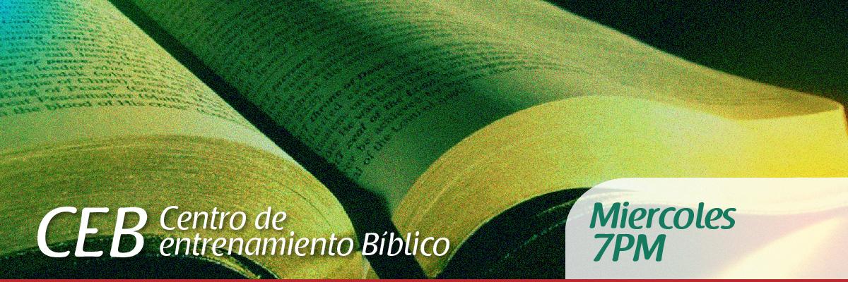 Centro de entrenamiento Biblico