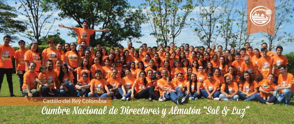Participantes Cumbre de Directores 2016